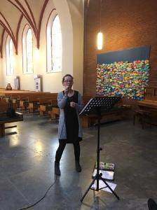 2018 Gottesdienst in der Christuskirche Hennef