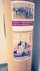 2016 Soul Plakate und Werbung